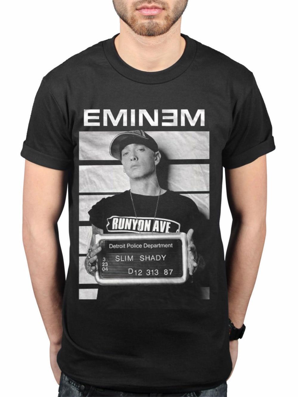 T Shirt Design Website Fashion Eminem Arrest New Graphic T Shirt