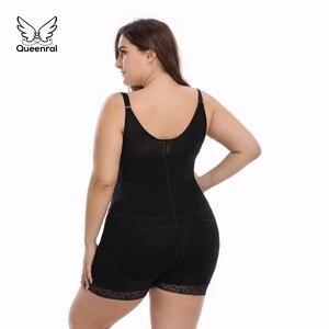 Image 5 - slimming Underwear shapewear bodysuit women Corsets Shapers modeling strap body shaper slim waist Women Shapers bodysuit