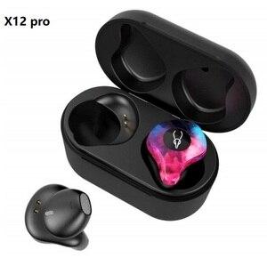 Image 3 - 2020 Mini Wireless Bluetooth Earphone Sabbat X12 Pro TWS 3D Earbuds Stereo Sound Invisible V5.0 Waterproof Earphone Headset