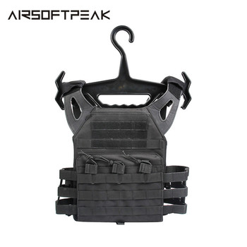 FMA Tactical Hanger Army Vest Armour Regulator Clothes Heavy Duty Coat Hangers Plate Chest Rig Hanger Hunting Accessory TB1015