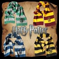 Cosplay Harry Potter 4 College Magic Scarf Gryffindor Hufflepuff Ravenclaw Slytherin Cos Accessories