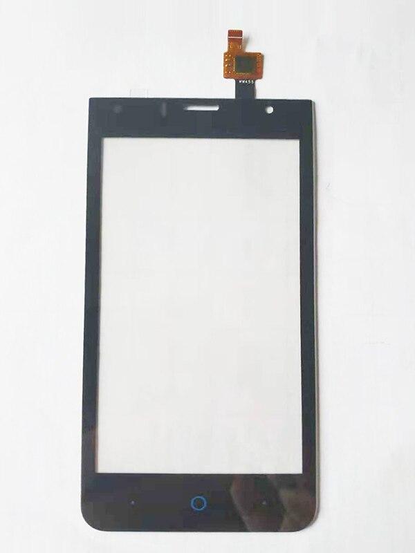1шт/много высокое качество для ZTE лезвие А210 сенсорный экран планшета панели объектив стекло замена часть черный цвет с лентой&ампер;инструмент
