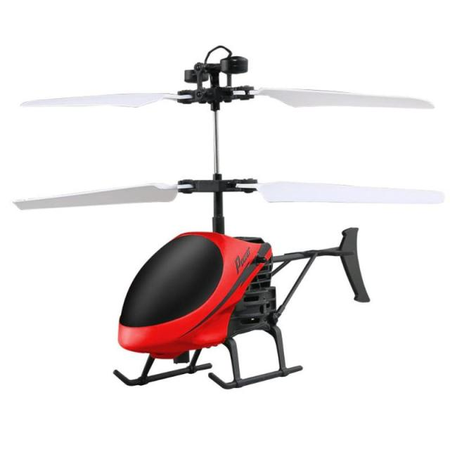 Helicopter Flying Mini RC Drone Induction Helicopter USB Charge LED Flashing Light RC Remote Control Aircraft for Children GiftRC Helicopters