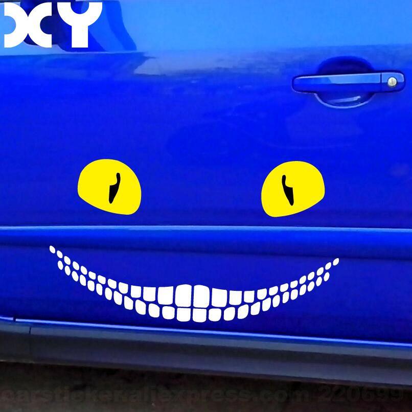 Милая виниловая наклейка на автомобиль наклейка на окно, бампер Забавный