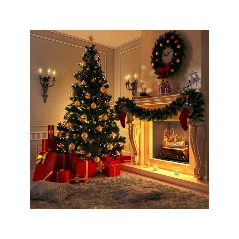 Vinyl photography backdrop Christmas background Computer Printed backdrops for Photo studio ST-229 точка доступа ubiquiti nanobeam 5ac 16 nbe 5ac 16 eu