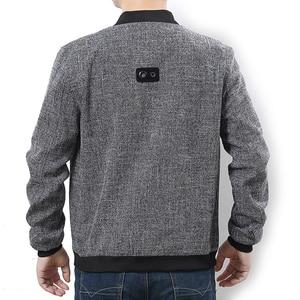 Image 5 - Plus size 10XL 9xl 8xl 6xl New 2017 Jacket Men Fashion Casual Loose Mens Jacket Sportswear Bomber Jacket Mens jackets and Coats