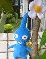 En mano Flor Azul Pikmin Juguete de Peluche Precioso Regalo Para Los Niños