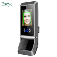 Eseye Biometric Time Attendance Face Facial Recognition Digital Reader Device Clock Access Control Employee Electronic Machine