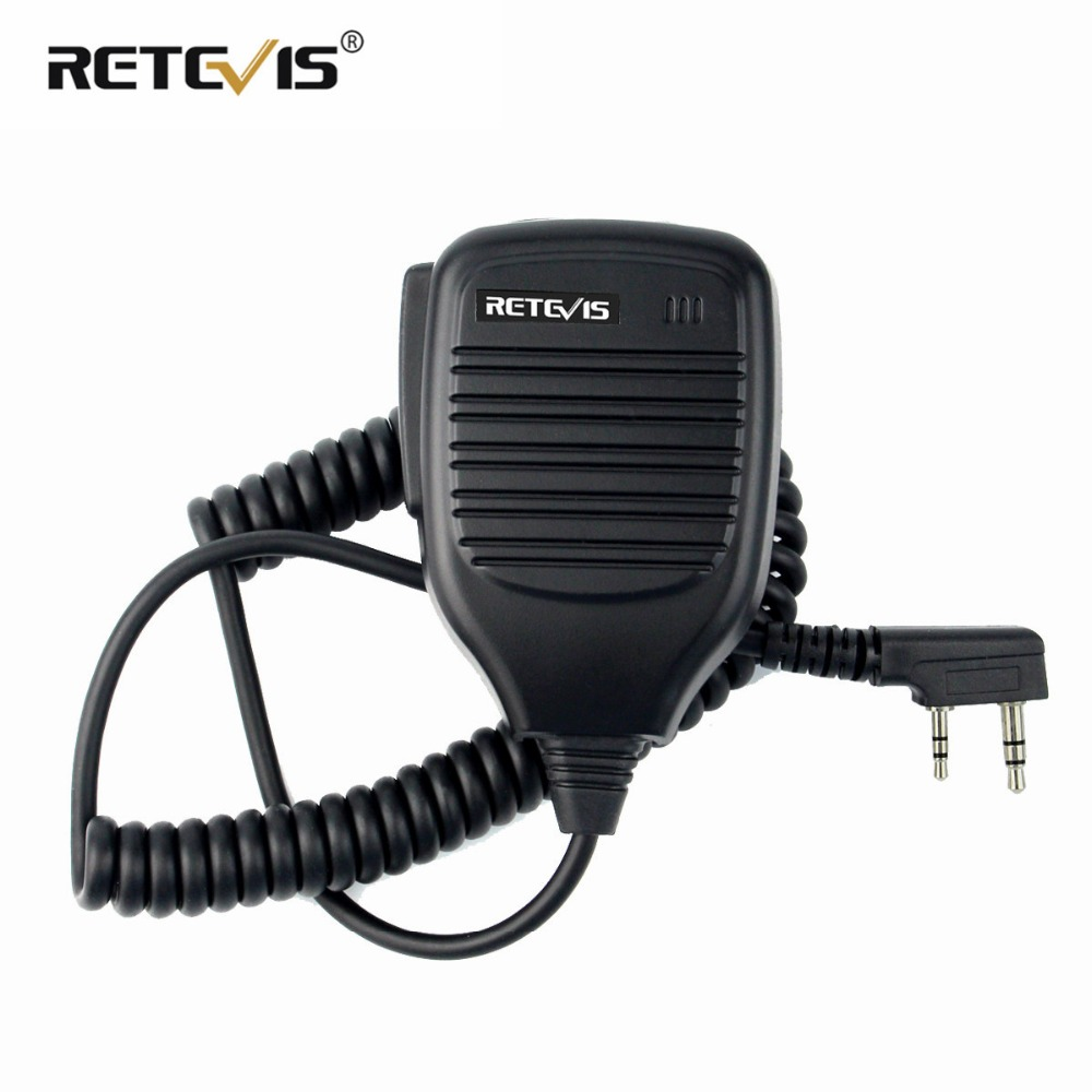 Handheld Speaker Microphone PTT MIC Accessories For Kenwood For Baofeng UV-5R 888S Walkie Talkie Retevis H777 RT5R RT5 RT22 RT21Handheld Speaker Microphone PTT MIC Accessories For Kenwood For Baofeng UV-5R 888S Walkie Talkie Retevis H777 RT5R RT5 RT22 RT21