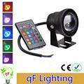 Led Underwater Light RGB 10W 12V Led Underwater Light 16 Colors Waterproof IP67 Fountain Pool Lamp Lighting