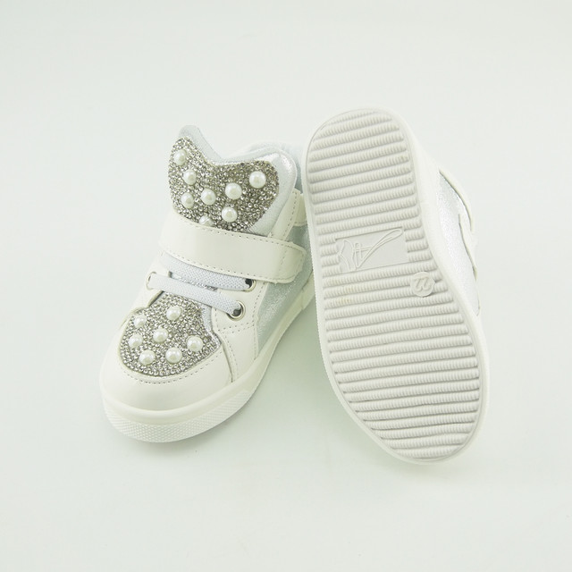 Koovan Children Sneakers 2019 New Fashion Boots Rhinestone For 1-3years Babys Children Boys Kids Girls Soft Bottom Causal Shoe 2