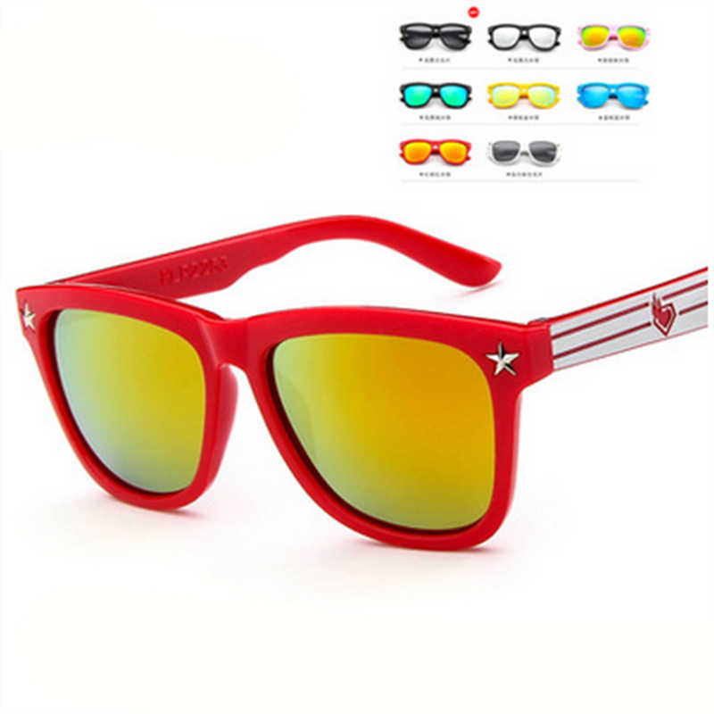 7a9c10c3ba ... UCOOL Fashion Round Kids Sunglasses Children Sun Glasses Baby Vintage  Eyeglasses Girl Cool 8 Color oculos ...