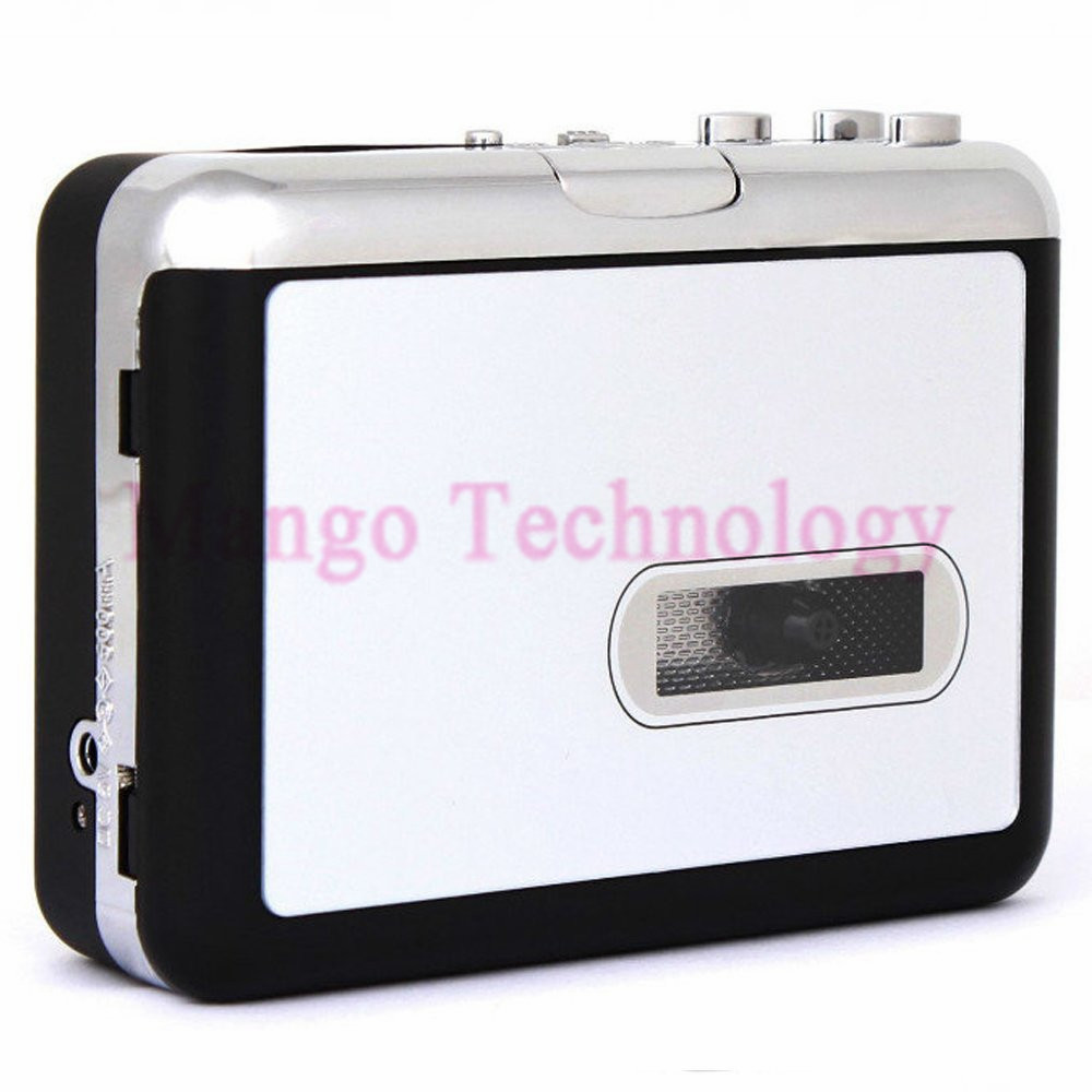Cassette To MP3 Convertor With TF Card Cassette Player Convert Old tape to MP3 Without a