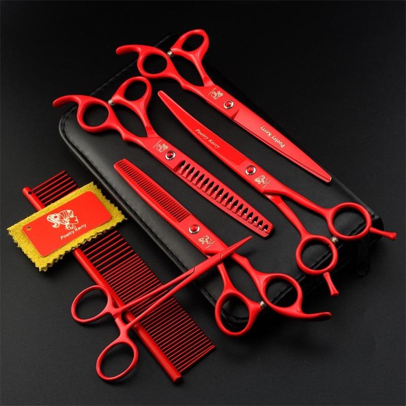 Pet Grooming Scissors  (7)