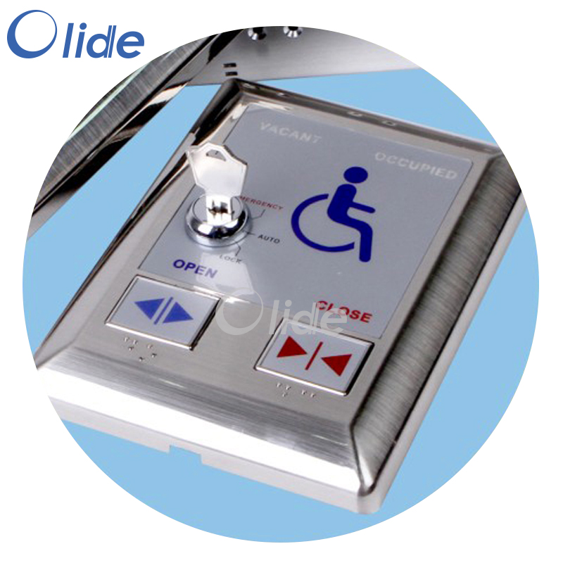 Handicap Washroom Switch For Automatic Door Handicap Washroom Switch For Automatic Door