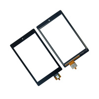 Tablet Touch Screen Digitizer Front Glass For Amazon Kindle Fire HD8 HD 8 6th Gen PR53DC