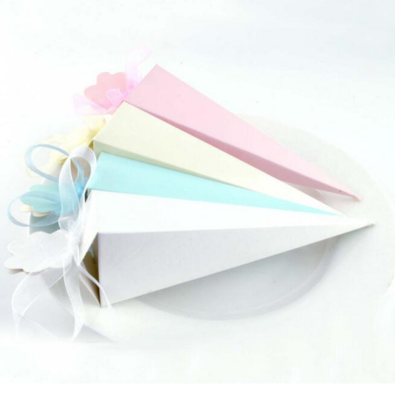 Aliexpress Com Buy 50pcs Ice Cream Candy Box Wedding