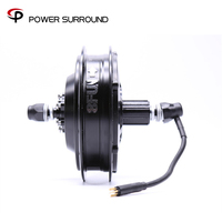 Electric Bike Kit 48V 500W 8FUN CST Rear Hub Motor wheel motor for bike electric wheel bafang