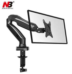 """Image 5 - NB F80 Desktop17 27 """"LCD LED Monitor Houder Arm Gasveer Full Motion TV Mount Laden 2 6.5kgs"""