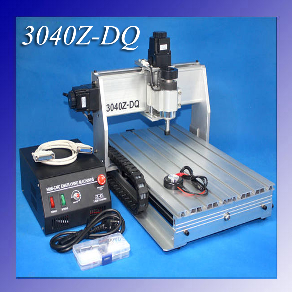 3 Axis CNC Engraver Engraving Cutting Machine CNC 3040 3040Z-DQ 2016 newest cnc router 3040z dq usb port cnc cutting machine cnc engrave machine