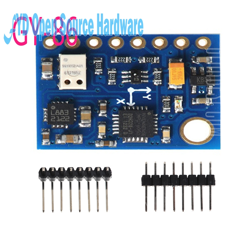 GY-86 3-Axis Magnetic Gyroscope Accelerometer MWC Field Altitude Sensor ModuleGY-86 3-Axis Magnetic Gyroscope Accelerometer MWC Field Altitude Sensor Module