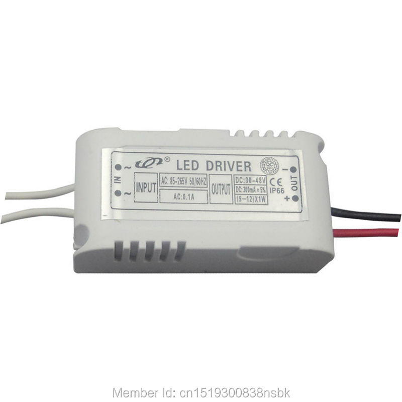 (50PCS / Lot) 100-110LM / W Carcasa gruesa 5W 7W 12W 18W 30W 30W LED - Iluminación LED - foto 6