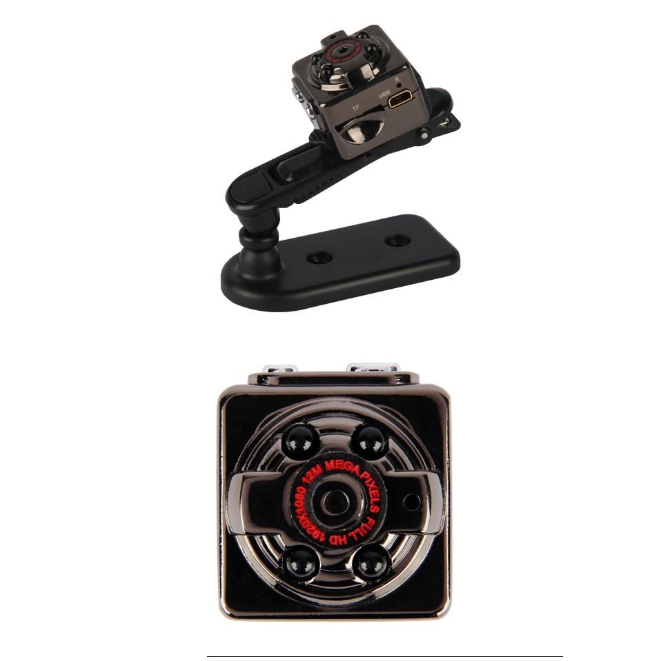 Mini HD 1080 p 720 p DV Video Recorder Voice di Consumo Videocamere SQ8 A Raggi Infrarossi di Visione Notturna Digitale di Sport DV Voice video TV Out