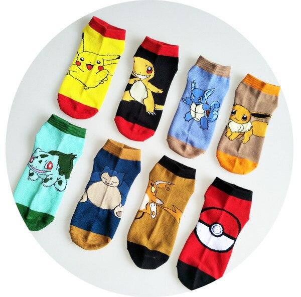 8-pares-lote-go-meias-monstro-de-bolso-font-b-pokemon-b-font-cosplay-meias-pikachu-dos-desenhos-animados-padrao-de-algodao-meias-esportivas-casuais
