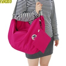 Women Travel Organizer Fashion Folding Bag Travel Waterproof Messenger bag belt Around Shoulder bag Bolsas Feminina