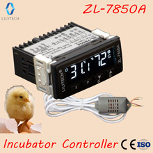 ZL-7850A,100-240Vac, Multifunctional Automatic incubator, Incubator Controller, Temperature Humidity Incubator, Lilytech, xm-18