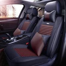 Car Seat cover for toyota mark 2 land-cruiser-prado auris avensis c-hr chr verso 2014 2013 2012 seat cushion covers accessories leather car seat cover for toyota auris avensis aygo camry 40 50 chr c hr corolla verso of 2018 2017 2016 2015