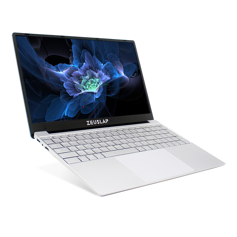 Core I3 Laptop 15.6  Inch With 8G RAM 1000GB SSD Hard Disk Gaming Computer With Backlit Keyboard IPS Display Notebook Win10 OS