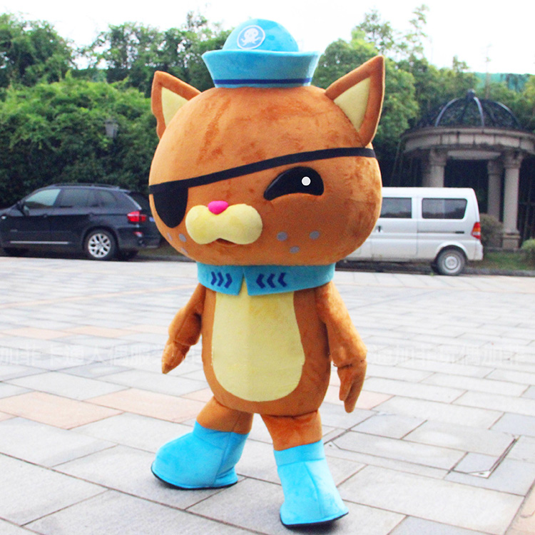 Ocean Fish Mascot Costumes Fancy Dress Christmas Cosplay for Halloween Party Event