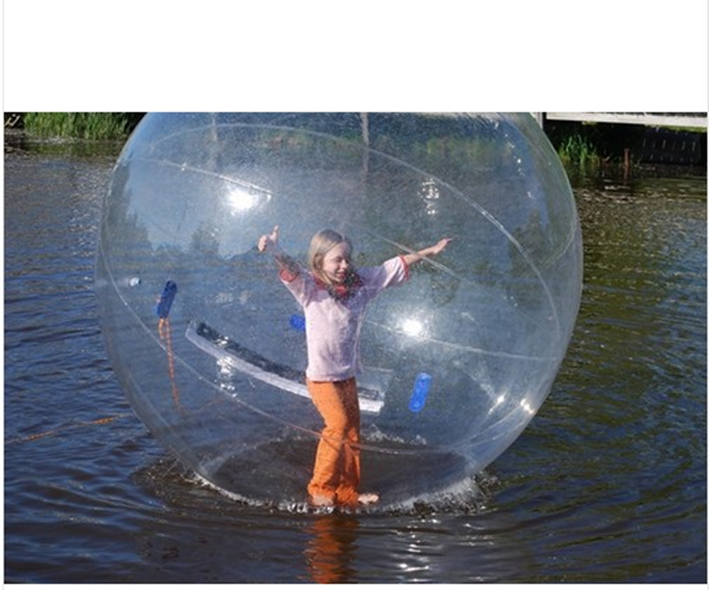 Image 2 - JIA INF Limited edition water walking ball water toys dance ball transparent ballwalking ballwater walking ballwater walking -