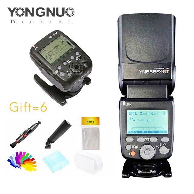 Yongnuo YN686EX-RT + YNE3-RT Kit Lithium Speedlite sans fil 1/8000 s TTL/M/MULTI flash YN686 avec batterie au Lithium pour canonYongnuo YN686EX-RT + YNE3-RT Kit Lithium Speedlite sans fil 1/8000 s TTL/M/MULTI flash YN686 avec batterie au Lithium pour canon