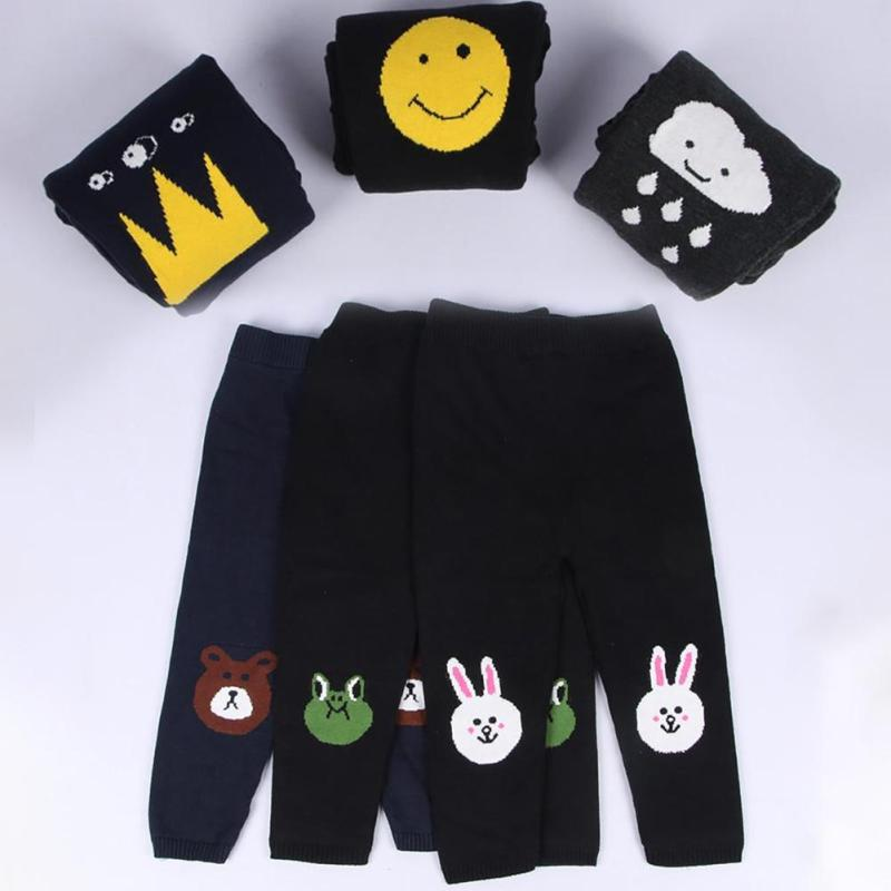 9e893ef45 New Baby Kids Girls Embroidery Leggings Pants cotton Autumn Warm Skinny  Trousers Full Length R2 16H-in Leggings from Mother & Kids