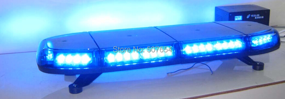 Higher star 56w 82cm led car emergency lightbarstrobe warning light higher star 56w 82cm led car emergency lightbarstrobe warning light bar for police ambulance fire truckwaterproof in signal lamp from automobiles aloadofball