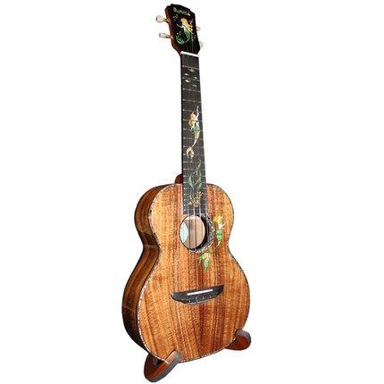 Mr. mai marque 26 pouces ukulélé acoustique Acacia matériel tout seul Hawaii guitare de voyage avec des accessoires de sac