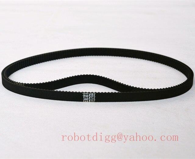 HTD 3M, Timing Belt, Closed-loop, 525mm length, 175 teeth, 9mm width