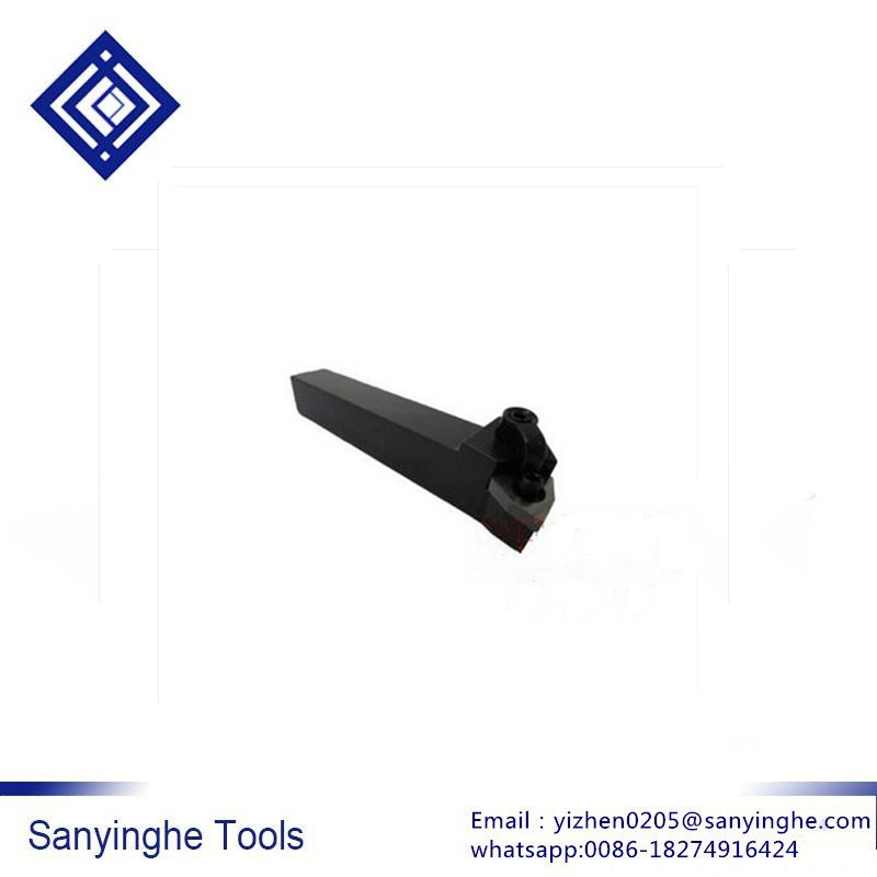 MWLNR2020K08 Užspaudžiamas CNC įrankių laikiklis išoriniams tekinimo įrankiams tekinimo staklėmis WNMG080404 / 08 intarpai