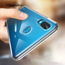 Oppselve Luxury Clear Silicone Soft TPU Case For Huawei P30 Pro P20 Lite P Smart Plus 2019 Honor 8x Max 8S 8 Mate 10 20
