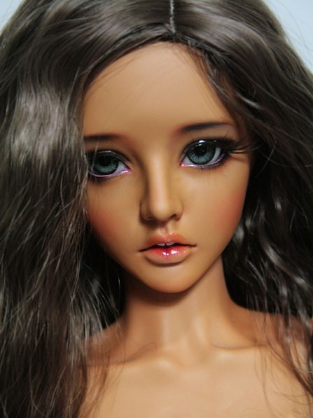 luodoll doll Juah BJD Doll resin figures toy 1/3 doll Tan Skin(Presented eyes and makeup) supiadoll ariel doll 1 3 bjd doll resin figures toy