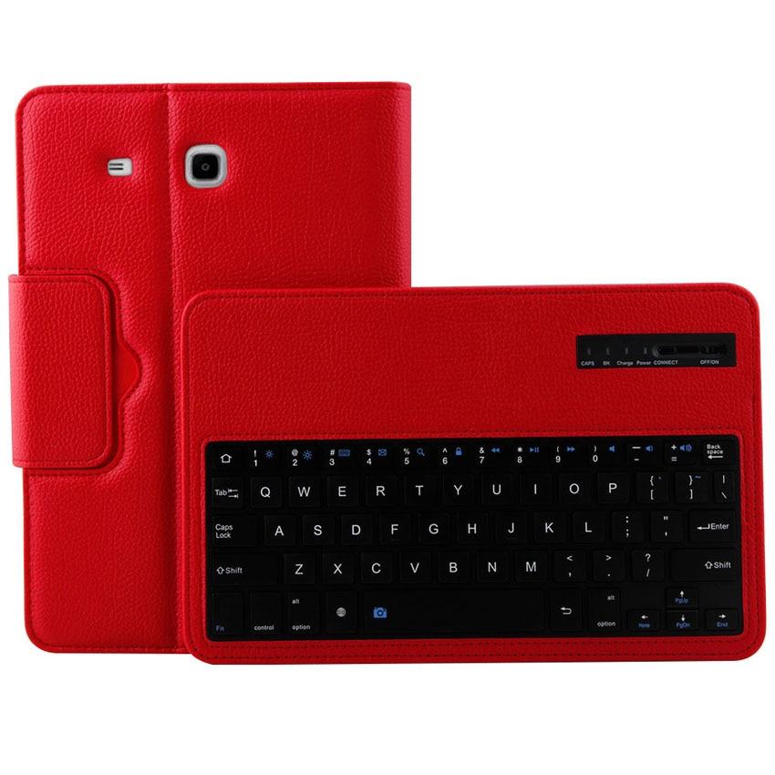 Bluetooth ստեղնաշար 2-ը 1 Շարժական անլար - Համակարգչային արտաքին սարքեր - Լուսանկար 2