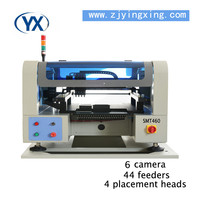 Electronic Products Machinery With 44 feeders and Cheapest Price SMT Pick and Place Machine