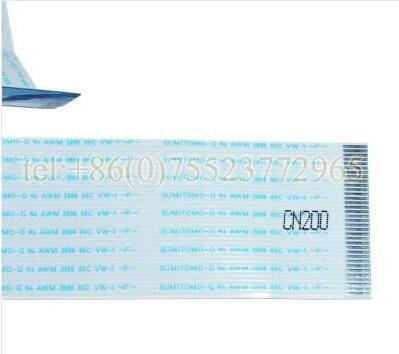 Pro 7910 Flat Cable CN200- 34pin   printer parts severin ah 7910