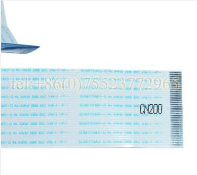 Pro 7910 Flat Cable CN200- 34pin printer parts roland vs 640 cable card 15p1 2850l bb high v printer parts