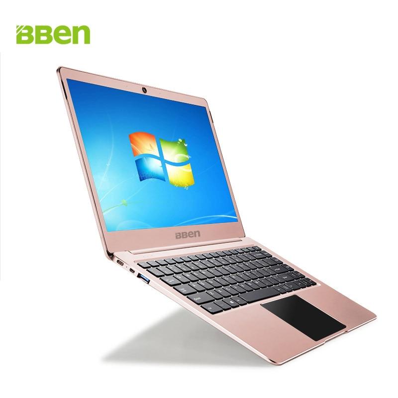 Bben N14W Windows 10 Intel Apollo CeLeron N3450 CPU 4GB+64GB RAM/Emmc+128G/256G M.2 SSD Optional ultrabook Notebook PC Computer какую оперативку для intel celeron m