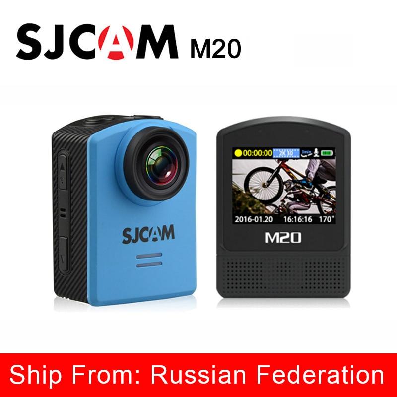 Original SJCAM M20 Action Camera Underwater 4K Wifi Gyro Mini Camcorder HD 16MP Waterproof DV Cam