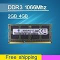 2 gb 4 gb 8 gb ddr3 1066 sodimm laptop pc3-8500, memoria ram ddr3 1066 mhz 4 gb pc3 8500 sdram portátil, memoria ram ddr3 4 gb 1066 mhz