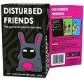 Perturbado Amigos-Este cartão de jogo deve ser proibida Anti humano gainst humanidade jogo de tabuleiro